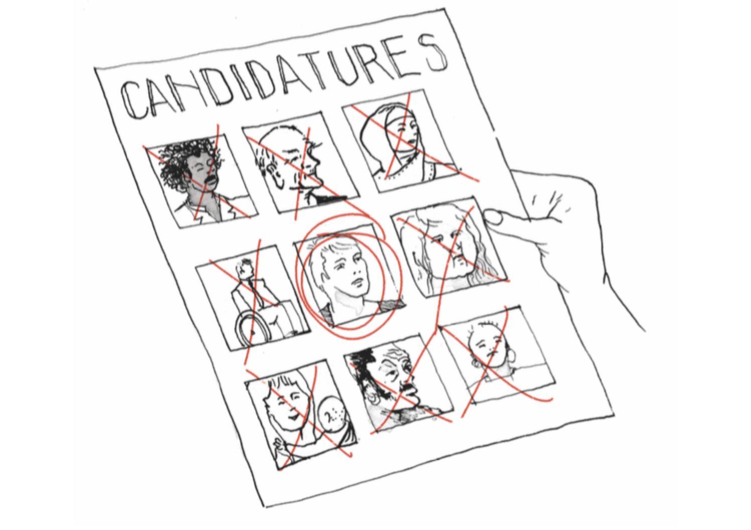 Publication d'une nouvelle plaquette sur les discriminations!